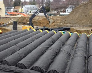 Septic System in New York