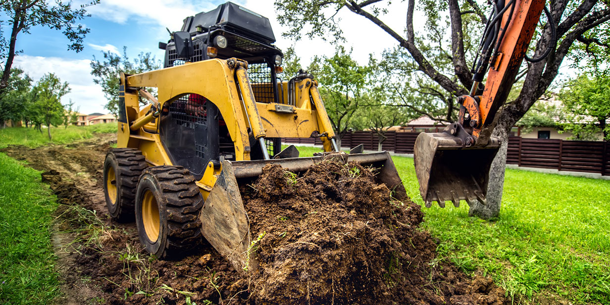 Excavation & Grading in Westchester County NY